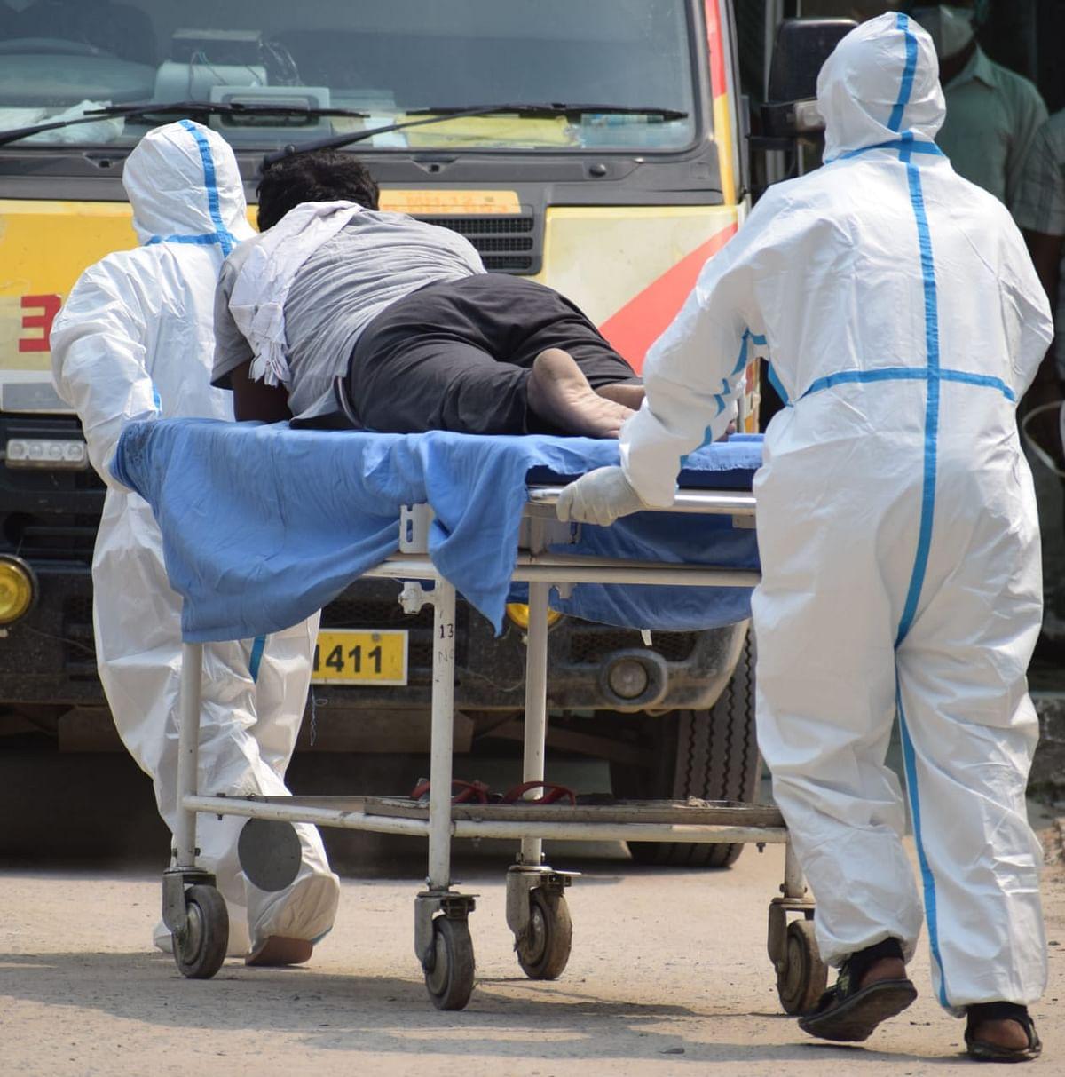 पटना में खतरनाक स्थिति में Corona, ICU फुल और हर दूसरे मरीज़ को लगा Oxygen