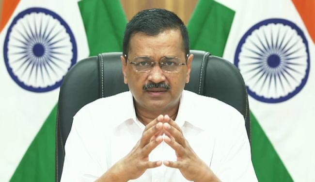 CM अरविंद केजरीवाल ने कोरोना से मरनेवालों के परिजनों को 50 हजार रुपये आर्थिक सहायता देने की घोषणा की