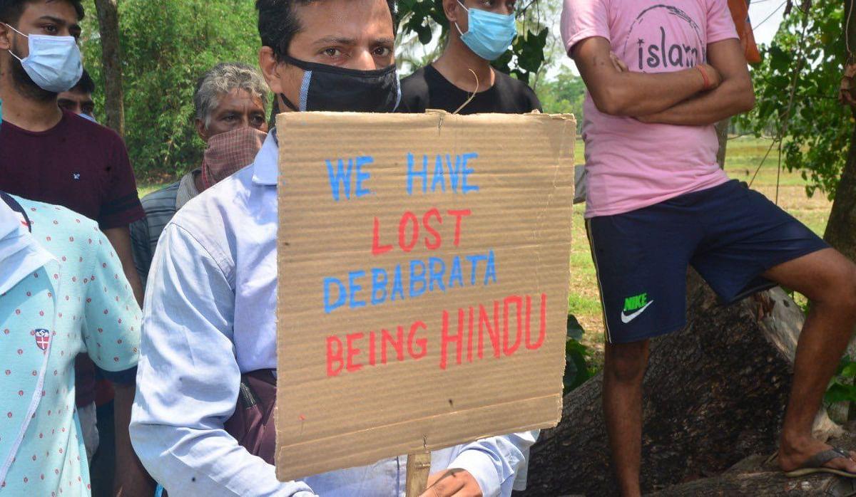 नंदीग्राम यात्रा के बाद बोले राज्यपाल धनखड़- 'डर के साए में आम जनता, CM ममता को फिक्र नहीं'