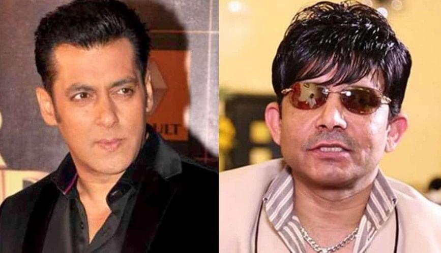 सलमान ने इस वजह से किया कमाल आर खान पर मानहानि का केस, अब KRK बोले 20 मिनट के वीडियो से जवाब दूंगा...