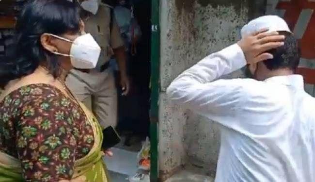 मध्य प्रदेश में फुटवियर दुकानदार को एडीएम ने मारा थप्पड़, वीडियो वायरल