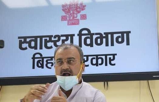 बिहार में अब ब्लैक फंगस से पीड़ित मरीजों को मिलेगी 5 लाख तक की मुफ्त दवा, हेल्थ मिनिस्टर का ऐलान