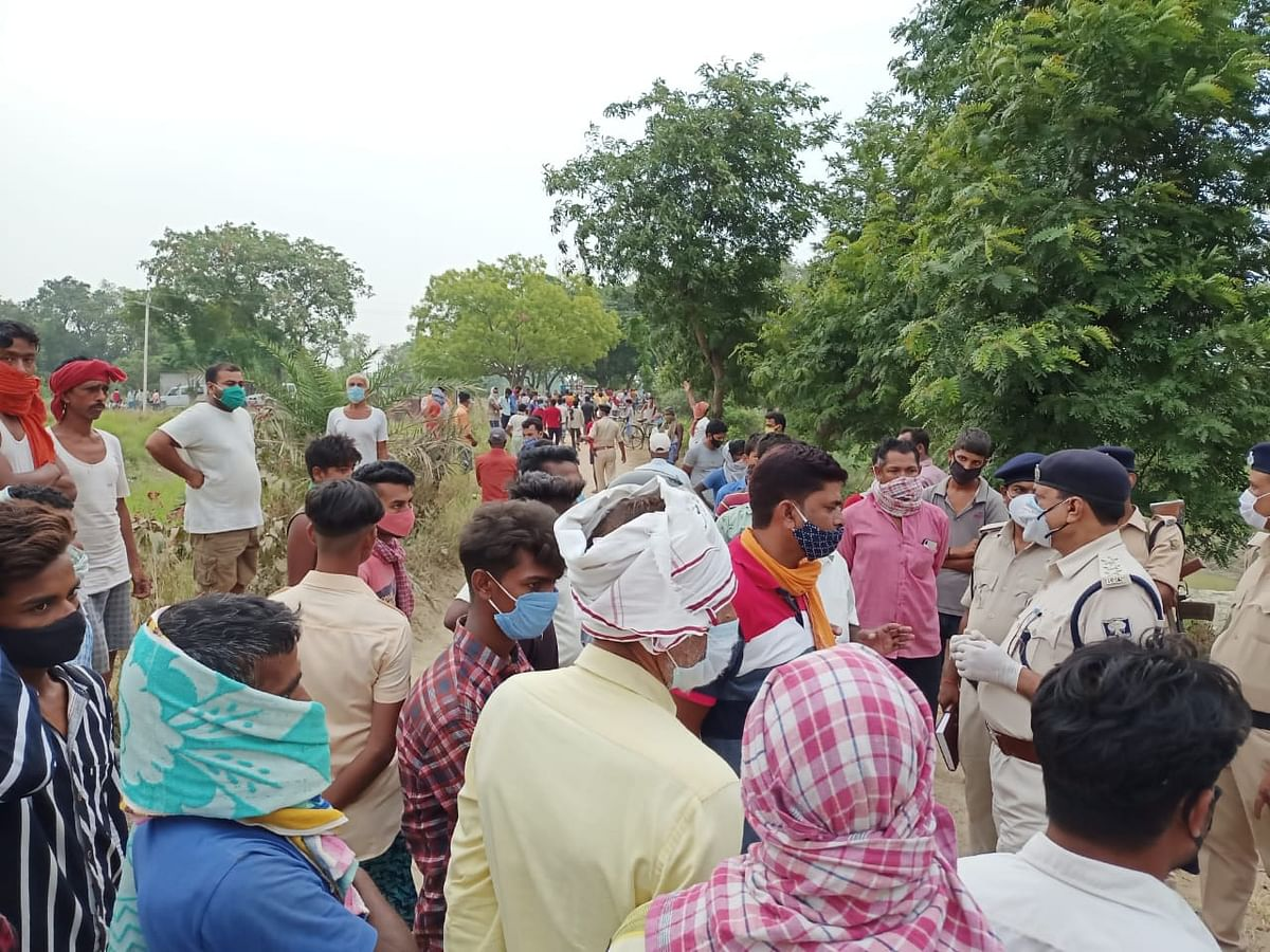 Bihar News: दोहरे हत्याकांड से दहला सारण! दो लोगों की गला रेतकर हत्या, जांच में जुटी पुलिस