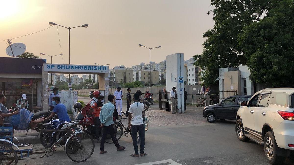 कोलकाता न्यूटाउन में दिन-दहाड़े शूटआउट, पंजाब के दो मोस्ट वांटेड ढेर, पुलिसकर्मी भी जख्मी