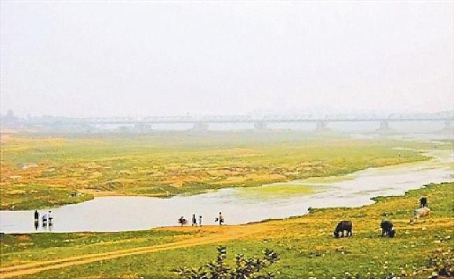 Bihar News: जमुई जिले की कई नदियां सूखने के कगार पर, किसानों के हजारों एकड़ जमीन की होती थी कभी सिंचाई