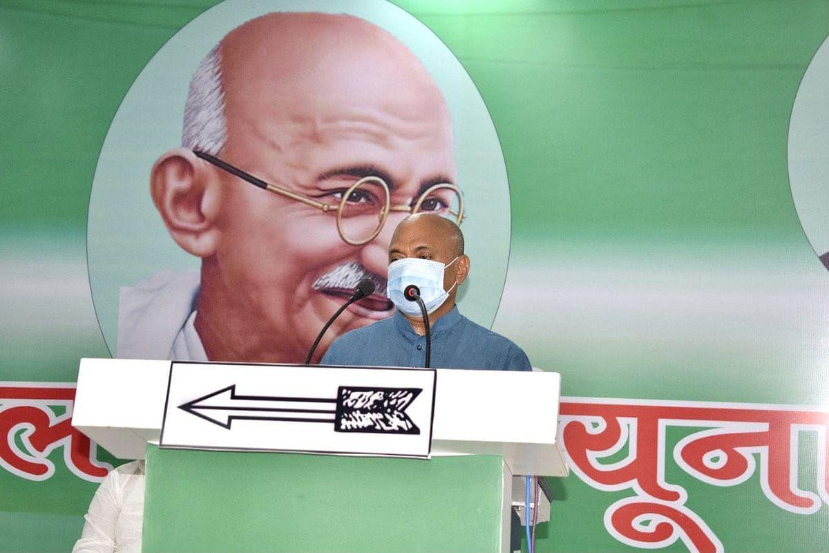 मोदी कैबिनेट विस्तार में JDU का क्या होगा स्ट्रक्चर? राष्ट्रीय अध्यक्ष RCP Singh ने कही ये बात