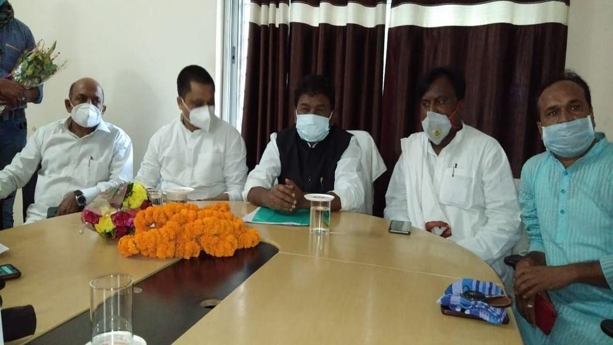 Coronavirus in Jharkhand : फ्रंटलाइन वर्कर्स की मदद से मिल रही है कोरोना पर काबू पाने में सफलता : बंधु तिर्की