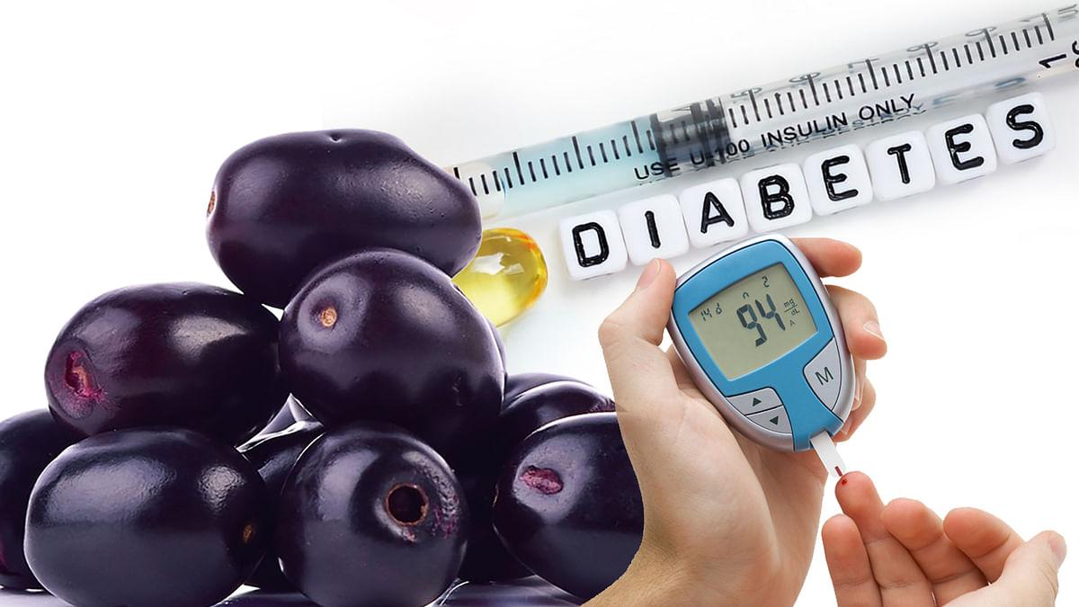 Diabetes रोगियों के लिए रामबाण से कम नहीं Jamun, ऐसे करें सेवन, जानें मधुमेह से और किन रोगों का बढ़ता है खतरा