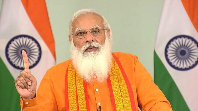 International Yoga Day: बोले PM मोदी- M-Yoga ऐप आयेगा, कई भाषाओं में होगा योग का वीडियो