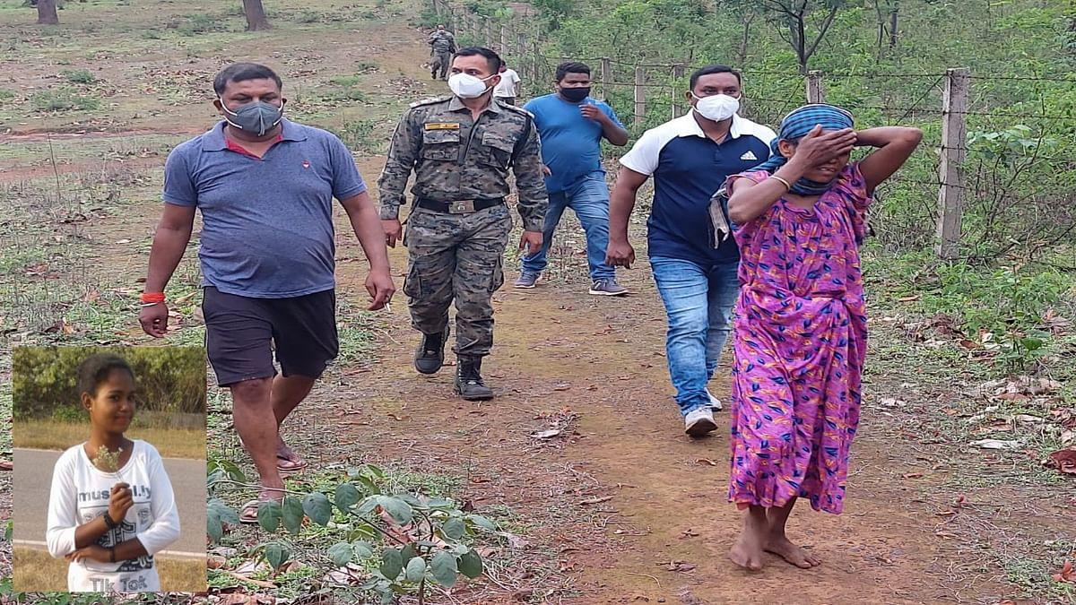 पश्चिमी सिंहभूम के किरीबुरू में जीजा ने साली की हत्या की, शव को सीमावर्ती ओड़िशा के जंगल में फेंका, पढ़ें पूरी खबर