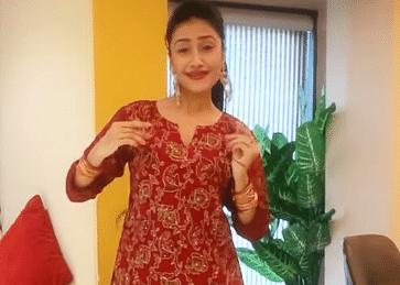 'बन ठन चली' सॉन्ग पर धनाश्री वर्मा ने किया जबरदस्त डांस, सोशल मीडिया पर वायरल हुआ VIDEO