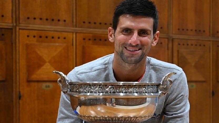 French Open 2021 : जोकोविच ने दूसरी बार जीता फ्रेंच ओपन का खिताब, नडाल और फेडरर की बराबरी करने से एक कदम दूर