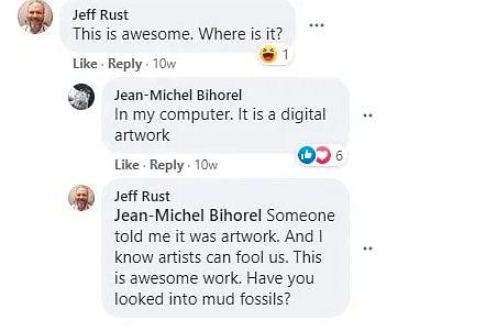 जीन माइकल बिहोरेल का फेसबुक चैट