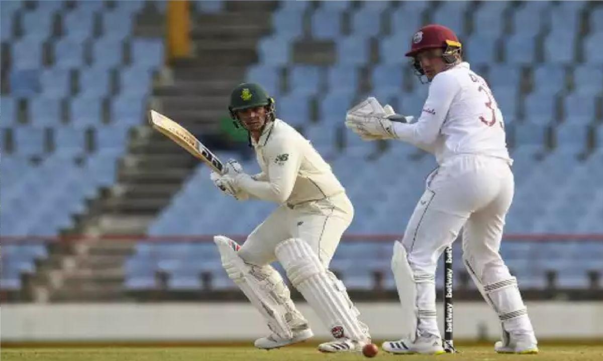 दक्षिण अफ्रीका ने वेस्टइंडीज को टेस्ट सीरीज में 2-0 से रौंदा, अब आईसीसी ने भी लगाया भारी जुर्माना