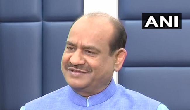 Monsoon Session : लोकतंत्र में विपक्षी सदस्यों के विचारों का सम्मान करना हमारा प्रयास होना चाहिए : ओम बिरला