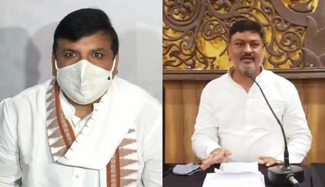 AAP नेता संजय सिंह और SP नेता पवन पांडेय ने राम मंदिर की भूमि खरीद में भ्रष्टाचार का लगाया आरोप, कहा- CBI और ED से जांच कराएं PM मोदी