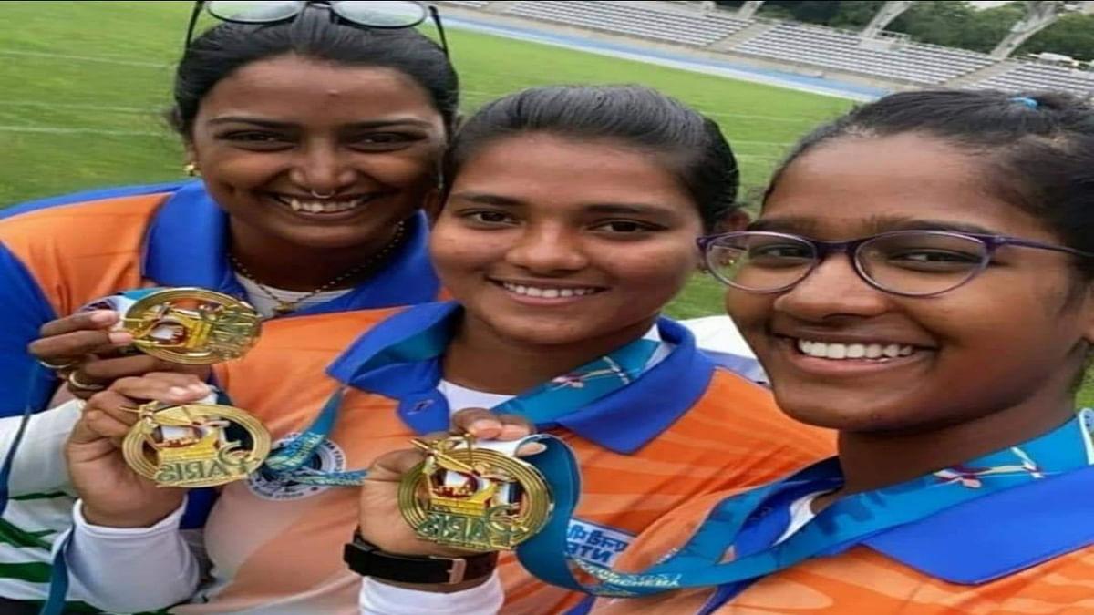 झारखंड की तीरंदाज बेटियों का पेरिस में शानदार प्रदर्शन, केंद्रीय मंत्री अर्जुन मुंडा ने दी बधाई, बोले- अब निशाना टोक्यो ओलिंपिक पर