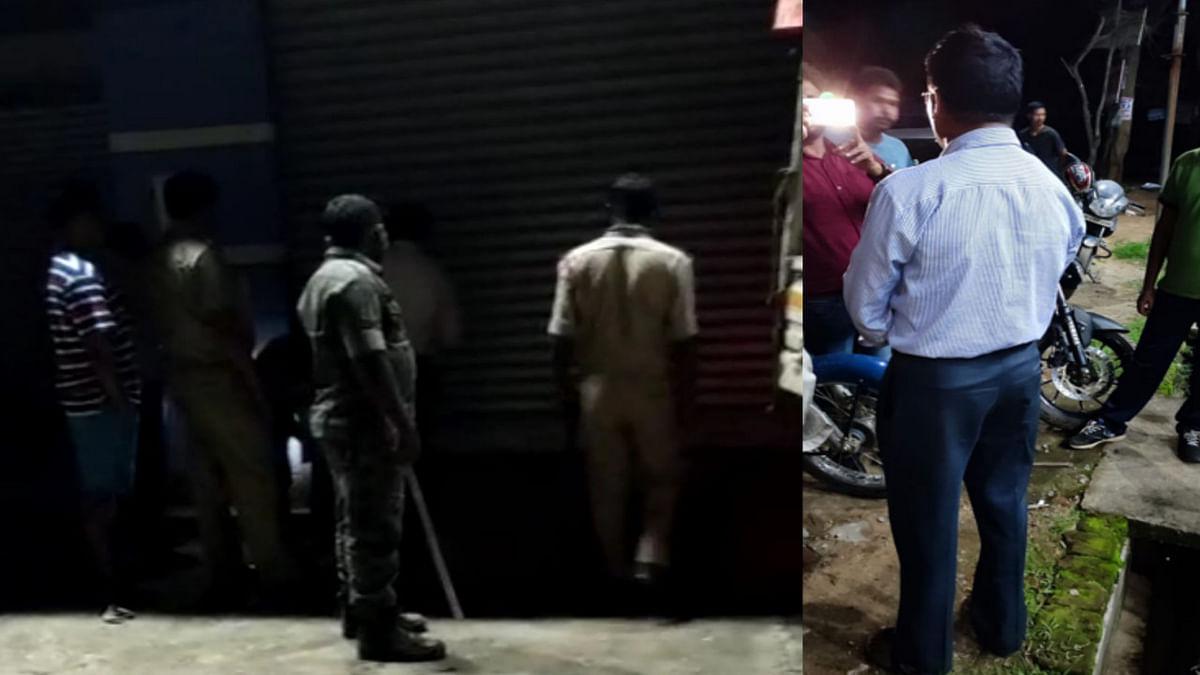 गुमला में क्रेटा गाड़ी देने के नाम पर 13 लोगों से लिये रुपये पर नहीं मिली गाड़ी, हुंडई शोरूम के बाहर हंगामा, लोगों ने कर्मचारी को पकड़ कर पुलिस को सौंपा