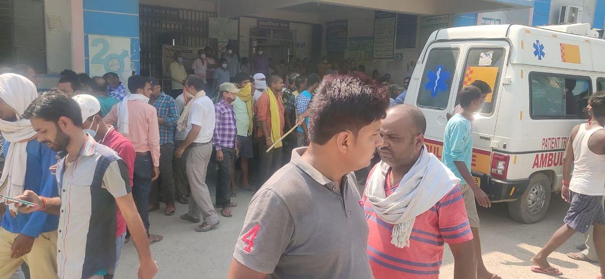 Bihar News: समस्तीपुर में दिनदहाड़े JDU जिलाध्यक्ष अश्वमेघ देवी के भाई को अपराधियों ने भूना, आक्रोशित लोगों ने किया NH103 को जाम