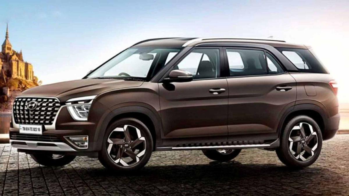 Hyundai Alcazar की बुकिंग शुरू, इसी महीने लॉन्च होगा Creta SUV का 7-सीटर अवतार