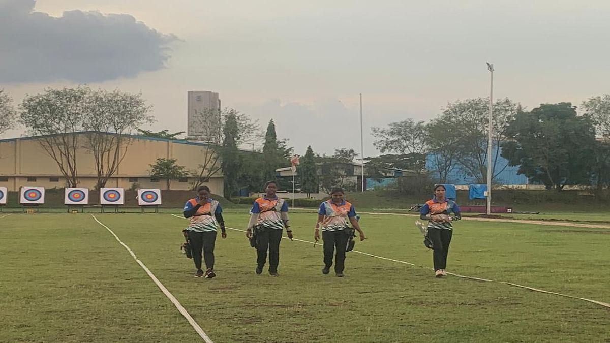 भारतीय महिला रिकर्व आर्चरी टीम का ओलिंपिक में खेलने का सपना टूटा, कोलंबिया से हार कर बाहर हुई टीम, सिर्फ दीपिका करेंगी दावेदारी पेश