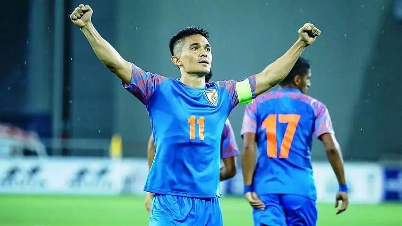 India vs Afghanistan: अफगानिस्तान से आज भिड़ेगा भारत, फुटबॉल जगत में धाक जमाने से बस एक गोल दूर सुनील छेत्री