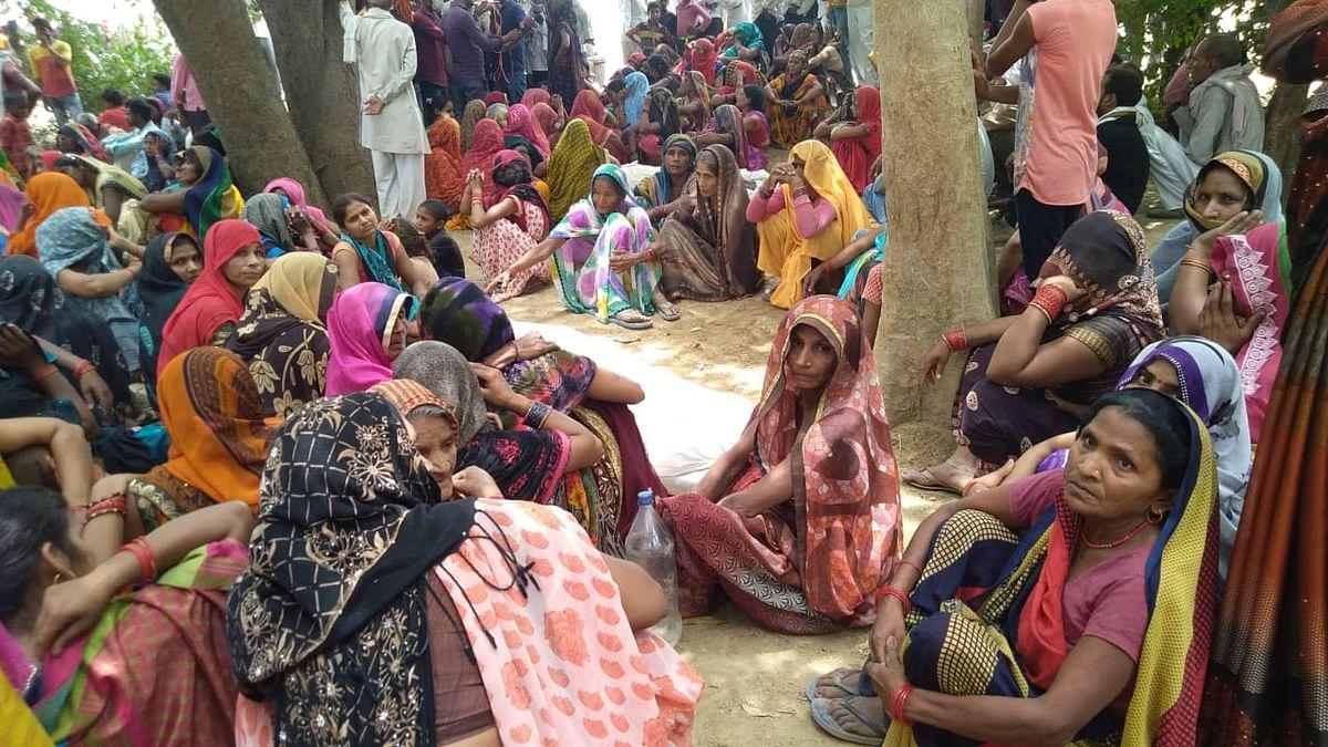 कानपुर हादसे में मरने वालों की संख्या 18 हुई, सभी का हुआ अंतिम संस्कार, गांव में मचा कोहराम