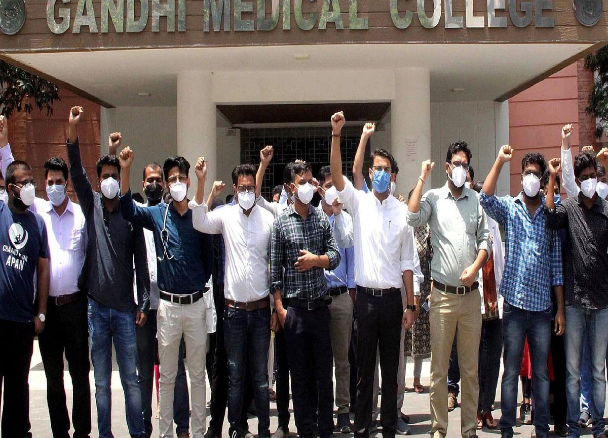 अब IMA भी जूनियर डॉक्टरों की मांग के  साथ, मध्यप्रेदश में 3000 डॉक्टरों ने दिया है इस्तीफा