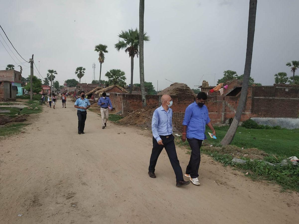 मदरसा बम विस्फोट मामले में ATS की एंट्री, आतंकी कनेक्शन की भी होगी जांच, गांव में पसरा सन्नाटा