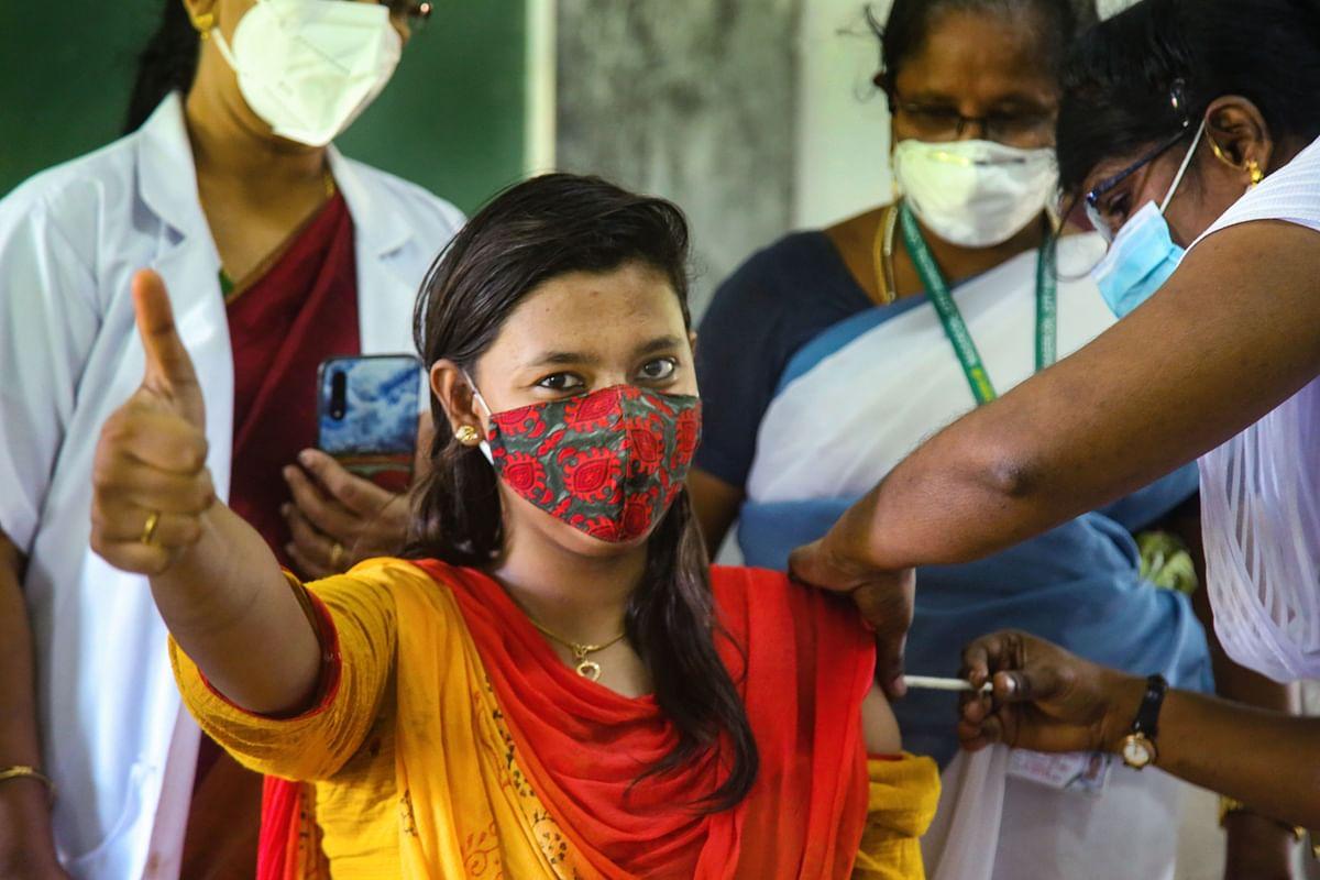 बिहार के आठ जिलों में नहीं हुआ टीकाकरण, पटना के कई सेंटरों पर आज भी नहीं लग पायी वैक्सीन