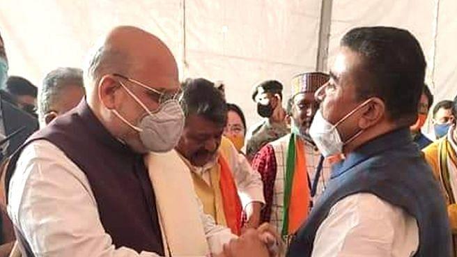 शाह और नड्डा से मुलाकात के बाद पीएम मोदी से मिले BJP नेता शुभेंदु अधिकारी, बंगाल में हिंसा पर की चर्चा