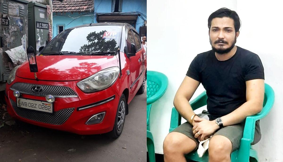 देबांजन देव के बाद अब कोलकाता में पकड़ाया फर्जी विजिलेंस ऑफिसर आसिफ-उल-हक