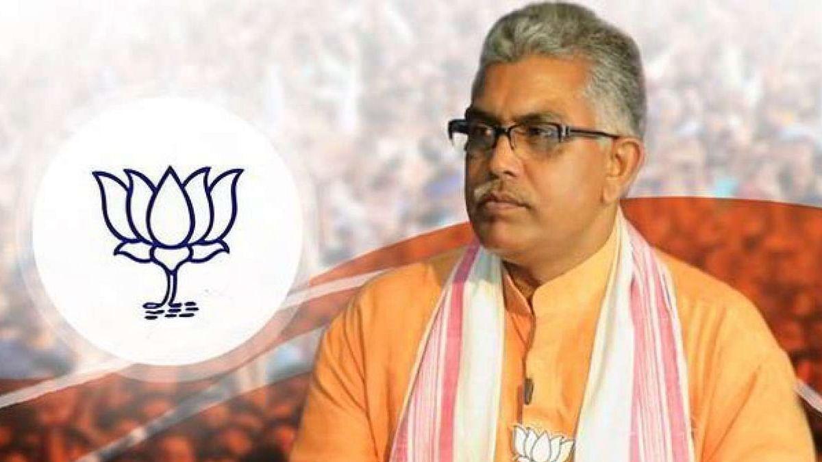 खून से लथपथ बंगाल: चुनाव परिणाम के बाद 37 भाजपा कार्यकर्ताओं की हत्या हुई, दिलीप घोष का दावा