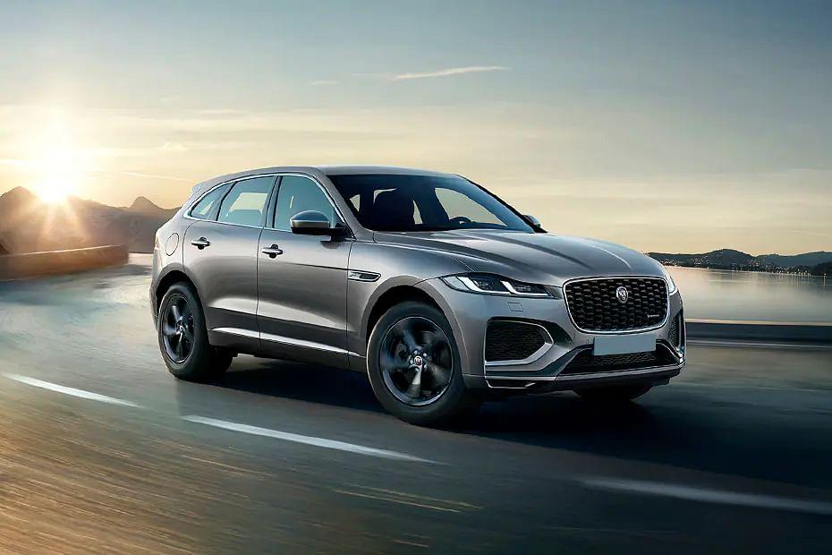 Jaguar F-Pace SUV नये रंग-रूप में भारत में लॉन्च, यहां जानिए कीमत और फीचर्स की डीटेल्स