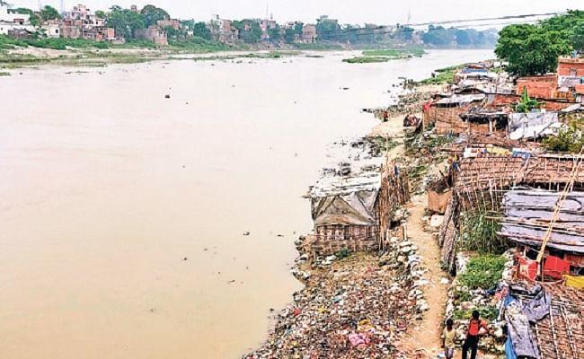 Bihar Flood Alert: तेजी से बढ़ रहा बूढ़ी गंडक का जलस्तर, 86 गांवों के हजारों परिवार की नींद हराम, मंत्री के पत्र से भी नहीं बना काम