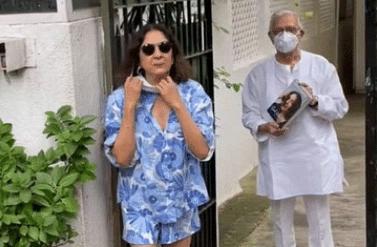शॉर्ट्स पहनकर गुलजार से मिलने पर ट्रोल हुईं नीना गुप्ता ने ट्रोलर्स को दिया मुंह तोड़ जवाब, बोलीं मुझे 2-4 लोगों से फर्क नहीं पड़ता
