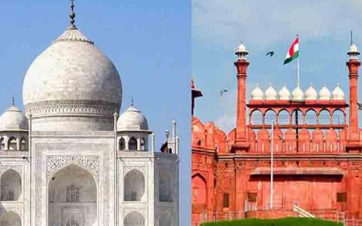 Unlock In India 2021 : खुल गये ताजमहल और लालकिला जैसे स्मारक- टिकट और प्रवेश को लेकर हुआ है बड़ा बदलाव