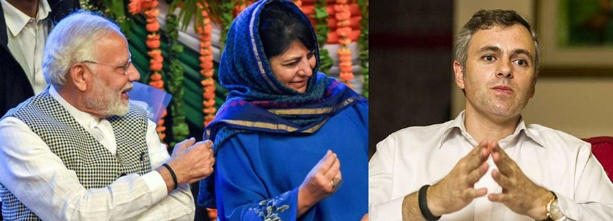 पीएम मोदी से ऑल पार्टी मीटिंग में मिलकर जम्मू-कश्मीर के नेताओं को मिला सुकून, महबूबा-अब्दुल्ला ने कहा- ऑल इज वेल