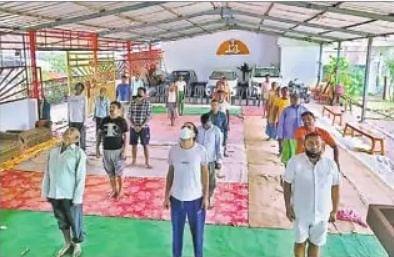 पीजी स्तर पर नहीं होती है योग की पढ़ाई, दूसरे राज्यों में पलायन कर रहे हैं बिहार के छात्र