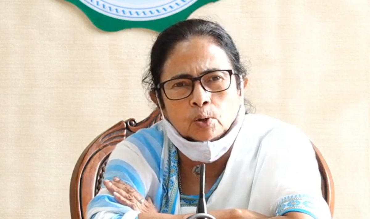 बंगाल के टुकड़े-टुकड़े नहीं करने देंगे, केंद्र की भाजपा सरकार पर बरसीं ममता बनर्जी