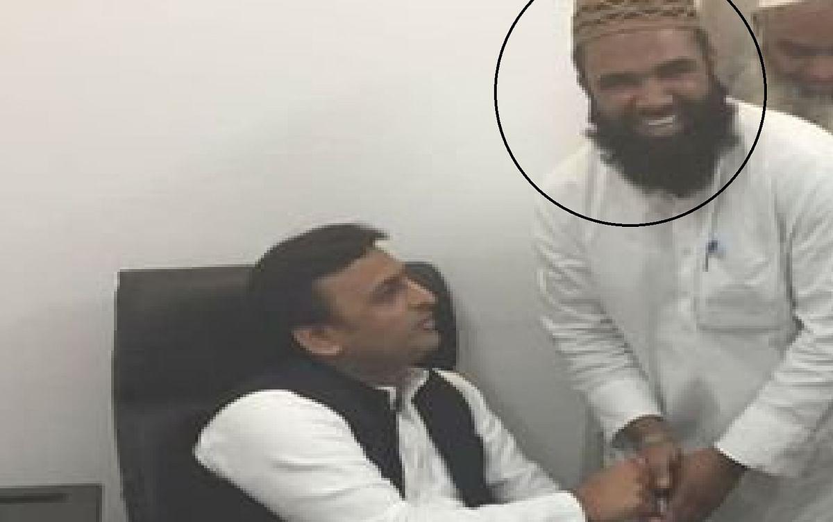 Ghaziabad Case Updates : मुस्लिम बुजुर्ग को पीटने के मामले में समाजवादी पार्टी नेता उम्मेद पहलवान गिरफ्तार