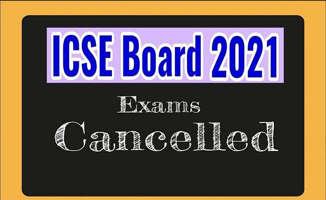 ICSE Board 12th Exam Cancelled: आईसीएसई बोर्ड ने भी रद्द की 12वीं की बोर्ड परीक्षा, यहां देखें अपडेट
