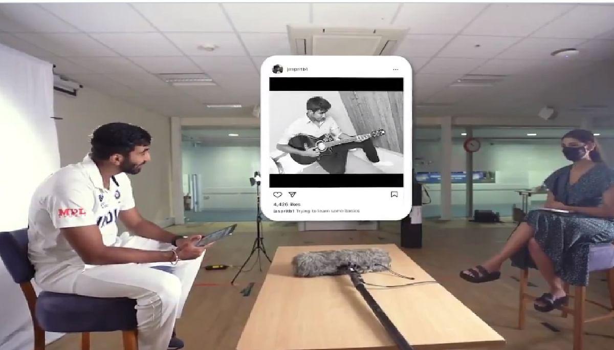 WTC Final से पहले पत्नी संजना ने बुमराह का लिया मजेदार इंटरव्यू, इंस्टा Photos पर तेज गेंदबाज का आया बेहतरीन जवाब