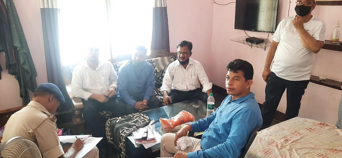 बिहार में विजिलेंस के छापे से हड़कंप, DTO के घर से 40 लाख की संपत्ति बरामद, पैसा गिनने के लिए अधिकारियों ने मंगवाई मशीन