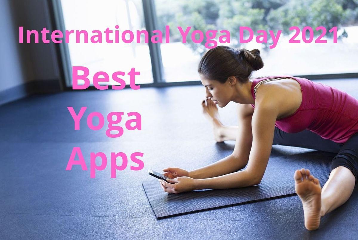 International Yoga Day: तन-मन को फिट रखने में आपकी मदद करेंगे ये Best  Yoga Apps