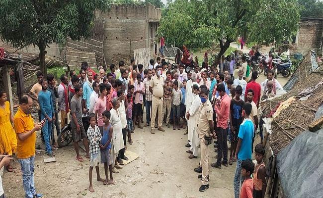 खुद को पुलिस बताकर आधी रात में खुलवाया दरवाजा और चला दी ताबड़तोड़ गोलियां, मोतिहारी में बेखौफ अपराधियों ने की हत्या