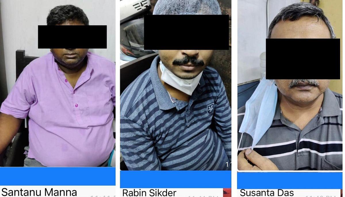 वैक्सीनेशन फर्जीवाड़ा मामले में गिरफ्तार 3 लोगों को 2 जुलाई तक पुलिस हिरासत, देबांजन पर दर्ज होगा हत्या का केस