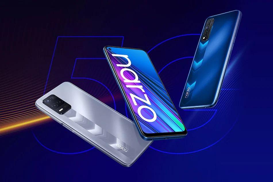 Realme Narzo 30 5G और Narzo 30 भारत में लॉन्च, जानें कीमत और खूबियां