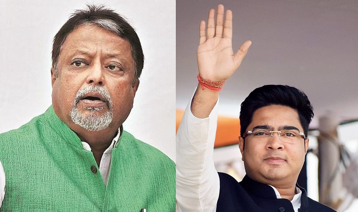 बंगाल भाजपा की बैठक से मुकुल राय समेत कई बड़े नेता रहे दूर, अभिषेक बनर्जी बोले- बीजेपी के कई विधायक संपर्क में