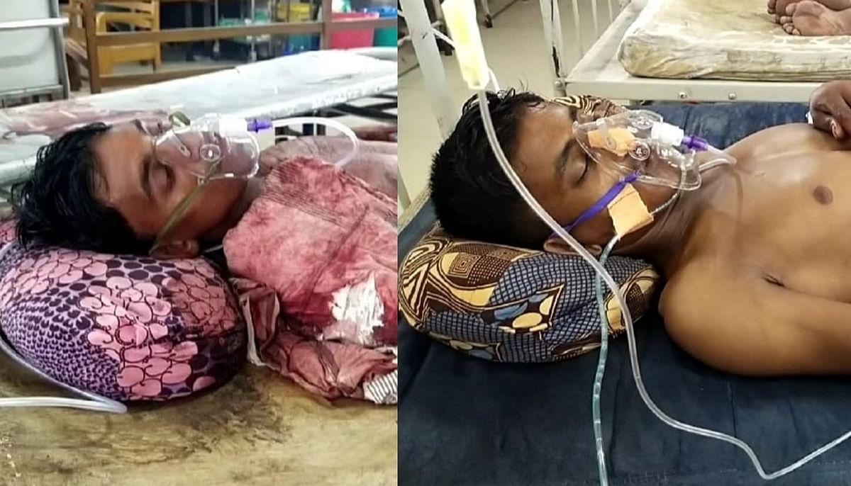 भारत-बांग्लादेश सीमा पर बीएसएफ की तस्करों से मुठभेड़, दो युवक घायल, मालदा के गांव में तनाव